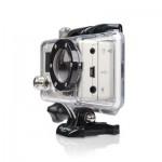 Kameran ha ett skyddshölje som är vattentätt ner till 60 meter!