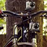 Fäst några kameror på cykeln och börja trampa!